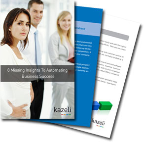 Kazeli Report - 8 Missing Insights to Business Automation